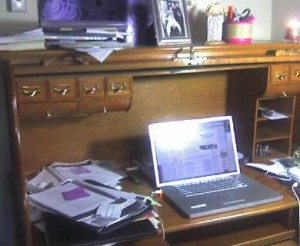 my old desk