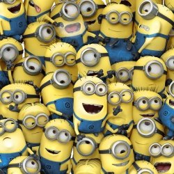Minions from Despicable Me