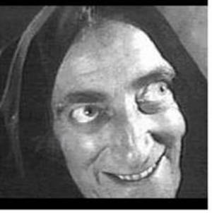 Ygor, the minion from Young Frankenstein