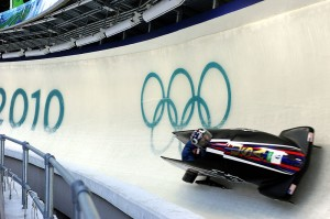 bobsled in Olympics