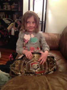 niece with belt
