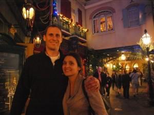 Maria and Eric
