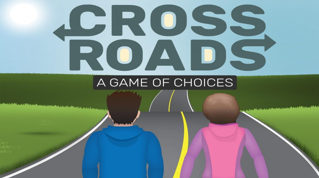 Crossroads: A game of choices