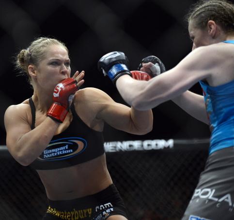 Ronda hits